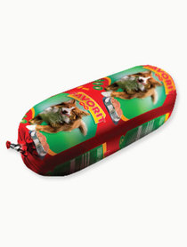 Kiełbasa dla psa z wołowiną i wieprzowiną 1kg