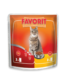 karma dla kota w saszetkach