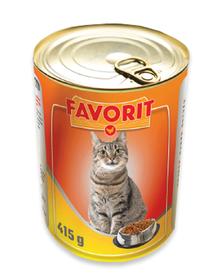 karma dla kota puszka