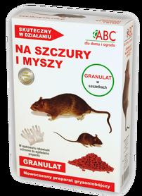 ABC na myszy i szczury granulat 250g