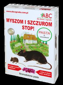 ABC pasta myszom i szczurom STOP! 200g
